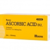 Korea Original Huons Ascorbic Acid Vitamin C injection 500mg/2ml