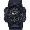 นาฬิกา Casio 10 YEAR BATTERY รุ่น AEQ-110W-1BV (ฺBlack Out) ของแท้ รับประกัน 1 ปี