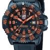 นาฬิกา Luminox รุ่น LUMINOX 3059 EVO Navy SEAL Dive Watch Colormark (orange)