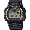 นาฬิกา คาสิโอ Casio แบตเตอรี่ 10 ปี GOLD Color Acccent series รุ่น W-735H-1A2V ของแท้ รับประกัน 1 ปี