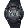 นาฬิกา Casio STANDARD DIGITAL รุ่น W-216H-1AV ของแท้ รับประกัน 1 ปี