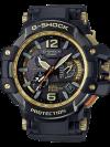 นาฬิกา คาสิโอ Casio G-SHOCK นักบิน GRAVITYMASTER GPS Hybrid Wave Captor Black & Gold series รุ่น GPW-1000GB-1A