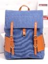 [สีน้ำเงิน]กระเป๋าเป้เกาหลี | กระเป๋าเป้ผู้หญิงเกาหลี | กระเป๋าเป้แฟชั่น | กระเป๋าเป้สะพายหลัง สุดฮิต ตามกระแสแฟชั่น