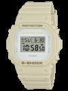 นาฬิกา Casio G-Shock Limited (Ecru) Sand Beige Militey color series รุ่น DW-5600EW-7 ของแท้ รับประกัน1ปี (นำเข้าJapan กล่องหนัง)