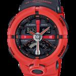 นาฬิกา Casio G-Shock GA-500P Punching pattern series รุ่น GA-500P-4A ของแท้ รับประกัน1ปี (นำเข้า Japan)