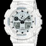 นาฬิกา Casio G-Shock GA-100CG Cracked pattern series รุ่น GA-100CG-7A ของแท้ รับประกัน1ปี
