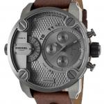 นาฬิกาข้อมือ ดีเซล Diesel SBA Only The Brave Brown Dial Men's Watch รุ่น DZ7258