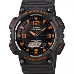 นาฬิกา คาสิโอ Casio SOLAR POWERED รุ่น AQ-S810W-8AV