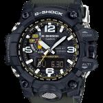 นาฬิกา Casio G-Shock MUDMASTER Premium model รุ่น GWG-1000-1A3 (Made in Japan) ของแท้ รับประกัน1ปี