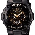 นาฬิกา คาสิโอ Casio Baby-G Standard ANALOG-DIGITAL รุ่น BGA-113B-1BDR