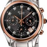 นาฬิกา คาสิโอ Casio SHEEN CHRONOGRAPH รุ่น SHN-5003P-1A