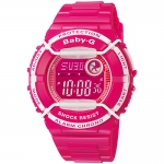 นาฬิกา คาสิโอ Casio Baby-G 200-meter water resistance รุ่น BGD-120P-4