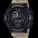 นาฬิกา Casio G-Shock MUDMAN Limited Master in Desert Camouflage series รุ่น GW-9300DC-1 (มัดแมนลายพรางทะเลทราย) ของแท้ รับประกัน1ปี (นำเข้าJAPAN) ไม่วางขายในไทย