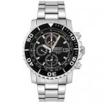 นาฬิกาข้อมือ SEIKO Chronograph Men's Watch รุ่น SNA225P1