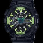 นาฬิกา คาสิโอ Casio G-Shock Limited Lime Accent Color series รุ่น GA-110LY-1A ของแท้ รับประกัน 1 ปี (นำเข้า Japan)