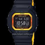 นาฬิกา Casio G-Shock Special color BLACK & YELLOW color series รุ่น GW-M5610BY-1 (ไม่มีขายในไทย) ของแท้ รับประกัน1ปี