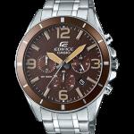 นาฬิกา Casio EDIFICE Chronograph รุ่น EFR-553D-5BV ของแท้ รับประกัน 1 ปี