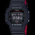นาฬิกา Casio G-Shock Black & Red (HR) series รุ่น DW-5600HR-1 ของแท้ รับประกัน1ปี (นำเข้าJapan กล่องหนัง) Japan only-วางขายเฉพาะญี่ปุ่น ไม่มีขายในไทย