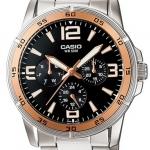 นาฬิกา คาสิโอ Casio STANDARD Analog'men รุ่น MTP-1299D-1A