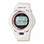 นาฬิกา คาสิโอ Casio Baby-G 200-meter water resistance TOUGH SOLAR รุ่น BGR-300EM-7DR