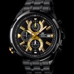 นาฬิกา คาสิโอ Casio EDIFICE CHRONOGRAPH รุ่น EFR-536BK-1A9V