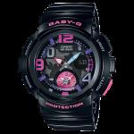 นาฬิกา คาสิโอ Casio Baby-G ANALOG-DIGITAL Beach Traveler series รุ่น BGA-190-1B