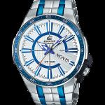 นาฬิกา Casio EDIFICE 3-HAND ANALOG รุ่น EFR-106BB-7AV ของแท้ รับประกัน 1 ปี