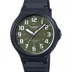 นาฬิกา Casio STANDARD Analog'men รุ่น MW-240-3BV ของแท้ รับประกัน1ปี