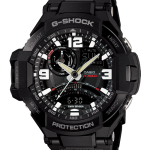นาฬิกา คาสิโอ Casio G-Shock GRAVITY DEFIER รุ่น GA-1000FC-1A