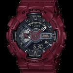 นาฬิกา Casio G-Shock Limited Bordeaux Wine color series รุ่น GA-110EW-4A (ไม่วางขายในไทย) ของแท้ รับประกัน1ปี (นำเข้าJapan กล่องหนัง)