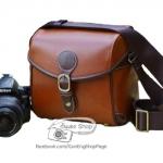กระเป๋ากล้องเรโทรดีไซน์ Retro Design