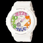 นาฬิกา คาสิโอ Casio Baby-G Neon Illuminator สี POP COLOR รุ่น BGA-131-7B3