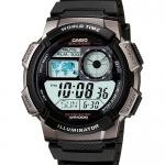 นาฬิกา คาสิโอ Casio 10 YEAR BATTERY รุ่น AE-1000W-1BV