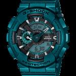 นาฬิกา Casio G-Shock Limited Neo Metallic series รุ่น GA-110NM-3A ของแท้ รับประกัน1ปี