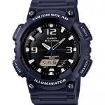 นาฬิกา คาสิโอ Casio SOLAR POWERED รุ่น AQ-S810W-2A2V