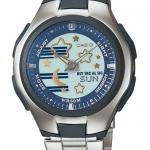 นาฬิกา คาสิโอ Casio POPTONE ANALOG- DIGITAL รุ่น LCF-10D-2A