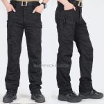 กางเกงทันเดอร์ สีดำ