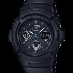 นาฬิกา Casio G-Shock Limited Black Out Basic series รุ่น AW-591BB-1A ของแท้ รับประกัน1ปี (CMG)