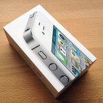 iPhone 4S 16GB *เครื่องศูนย์ไทย* ขาว/ดำ มือหนึ่ง ใหม่แท้ 100%