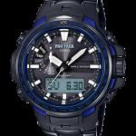 นาฬิกา Casio PRO TREK Smart Access รุ่น PRW-6100YT-1B ของแท้ รับประกัน1ปี