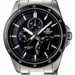 นาฬิกา คาสิโอ Casio EDIFICE MULTI-HAND รุ่น EF-341D-1AV