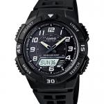 นาฬิกา คาสิโอ Casio SOLAR POWERED รุ่น AQ-S800W-1BV