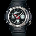 นาฬิกา คาสิโอ Casio G-Shock Standard Analog-Digital รุ่น AW-590-1A