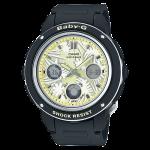 นาฬิกา คาสิโอ Casio Baby-G ANALOG-DIGITAL Flower Dial series รุ่น BGA-150F-1A