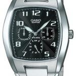 นาฬิกา คาสิโอ Casio EDIFICE MULTI-HAND รุ่น EF-306D-1AVDF