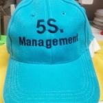 หมวก 5ส Management
