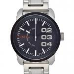 นาฬิกาข้อมือ ดีเซล Diesel Silver Bracelet 100 Meter Mens Watch รุ่น DZ1370
