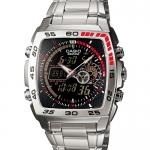 นาฬิกา คาสิโอ Casio EDIFICE ANALOG-DIGITAL รุ่น EFA-122D-1AV