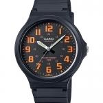 นาฬิกา Casio STANDARD Analog'men รุ่น MW-240-4BV ของแท้ รับประกัน1ปี