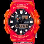 นาฬิกา Casio G-Shock G-LIDE GAX-100 Marine Summer Jelly series รุ่น GAX-100MSA-4A ของแท้ รับประกัน1ปี